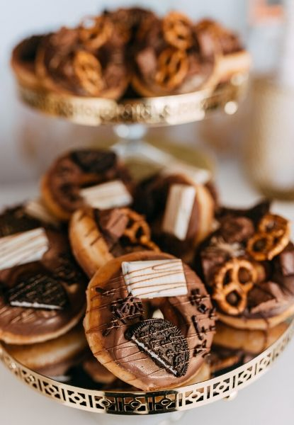 The Wedding Board - Mesa de dulces y postres
